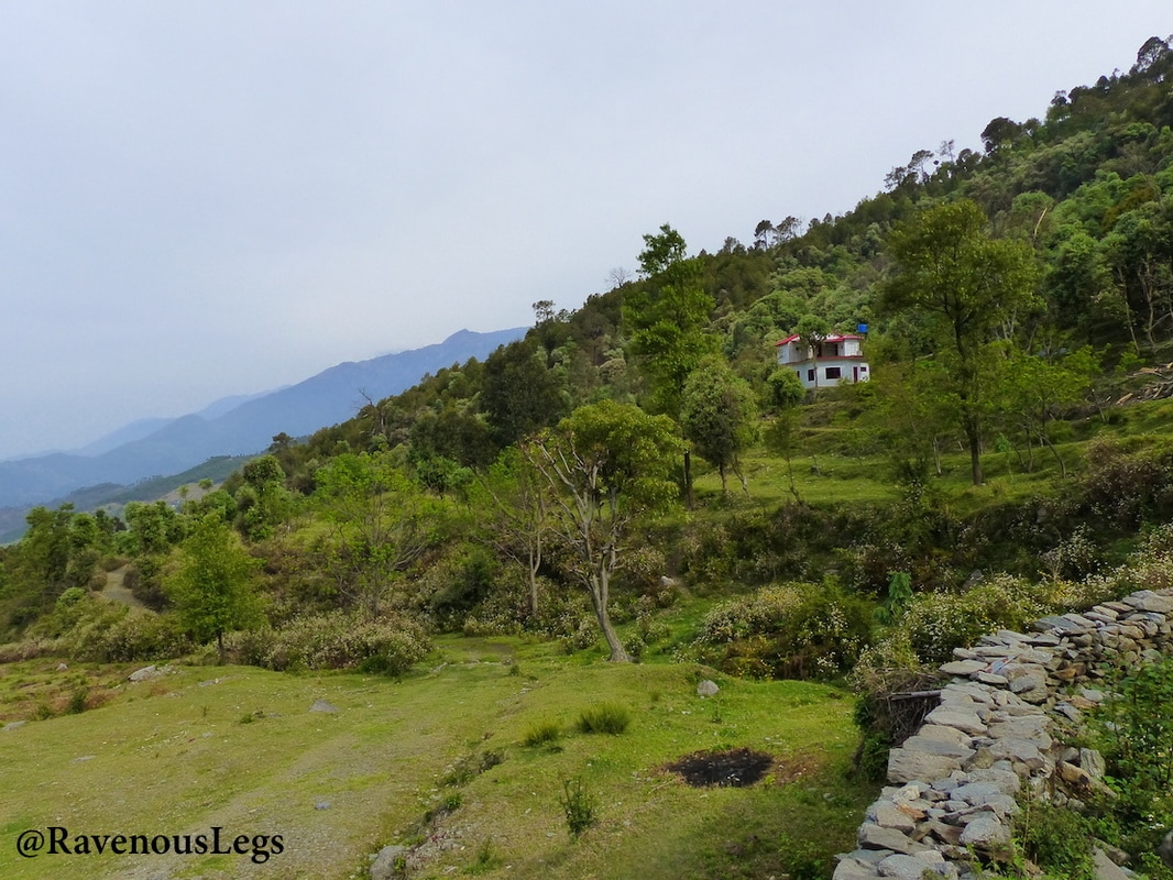 Aekant Resort in Bir, Himachal Pradesh
