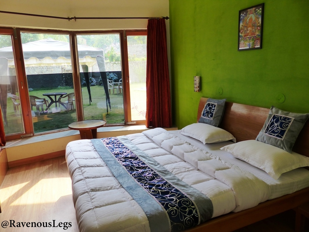 Rooms in Tatva Resort, Bir