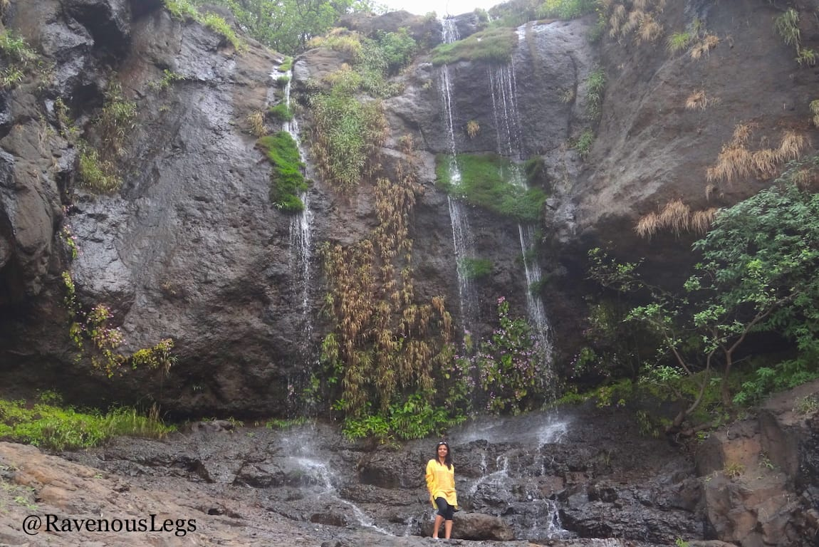 Waterfalls in the western ghats