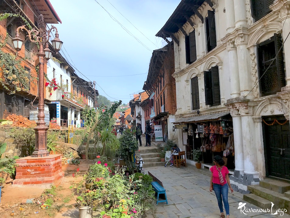 Bandipur Bazaar - ancient trading centre on trans-Himalayan route