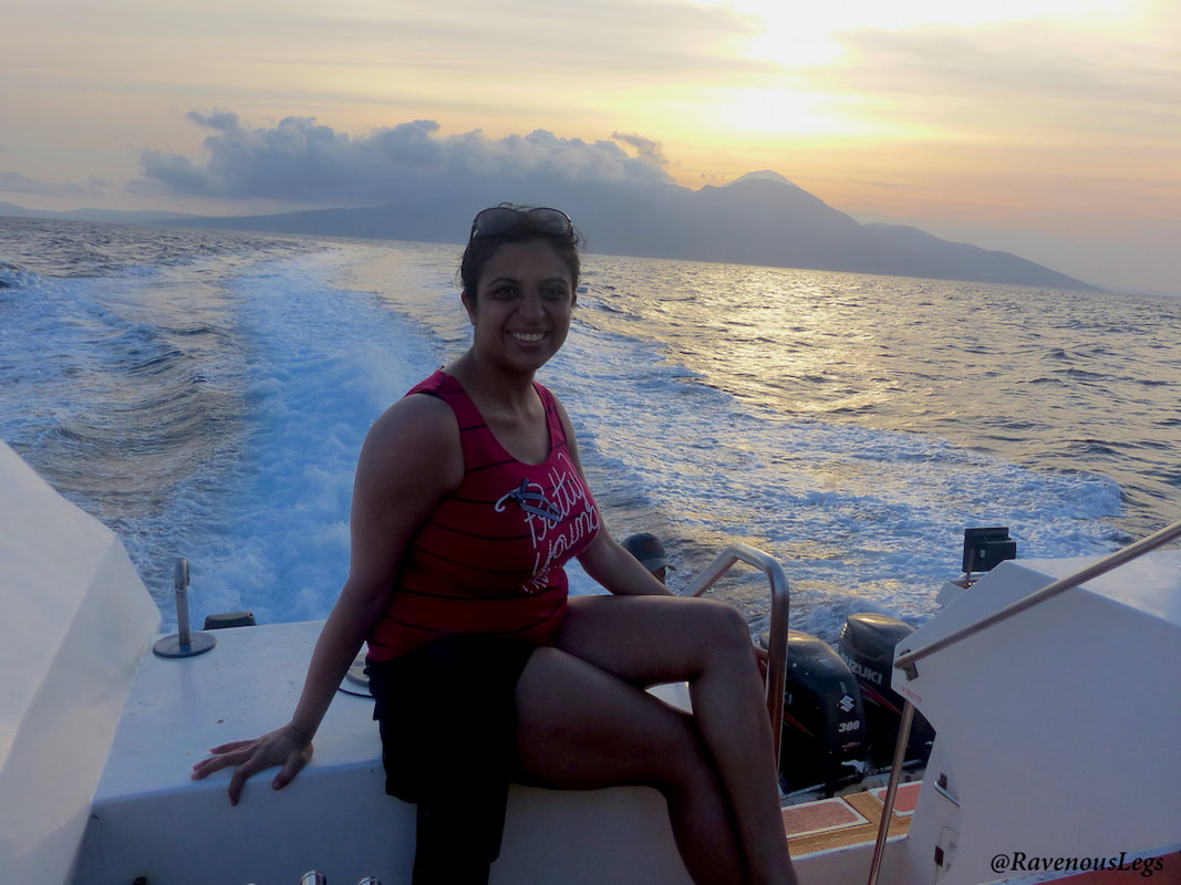 Fast boat to Gili Trawangan from Bali