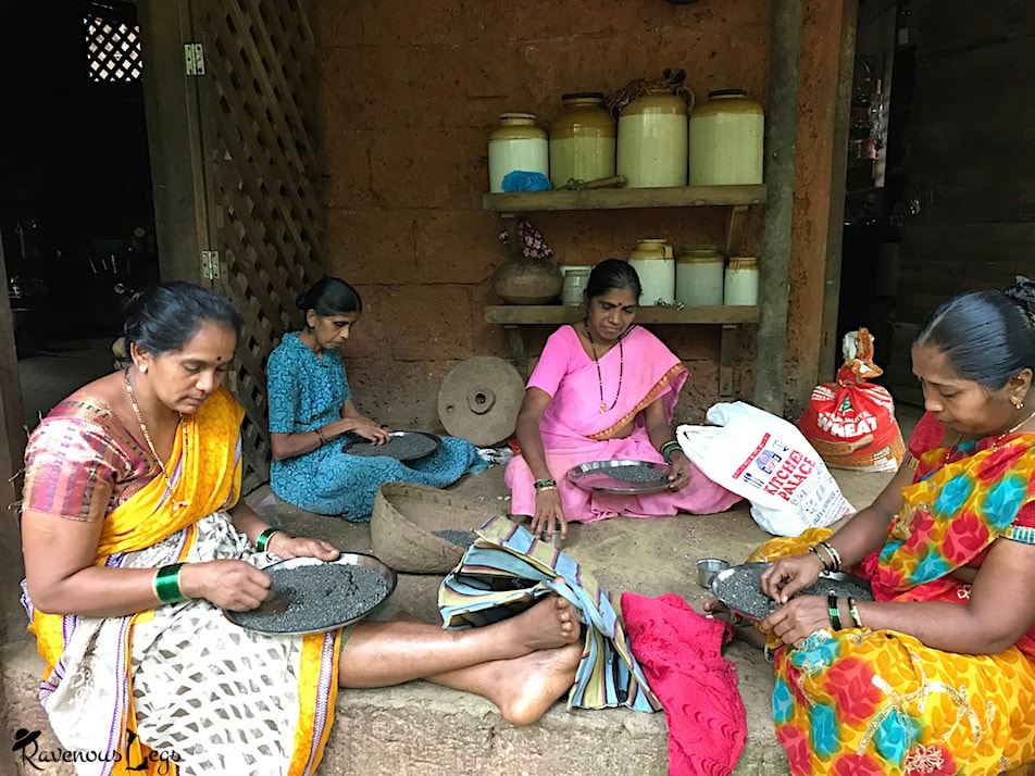 Women empowerment & upliftment of local communities at Maachli farmstay, Parule Village, Maharashtra